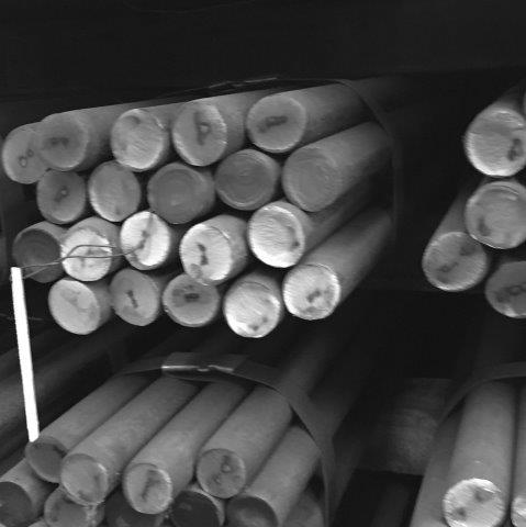 Barras redondas de aço