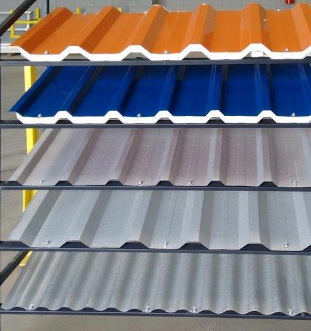 Fornecedor de telhas metálicas